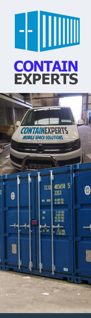 ContainExperts Ad